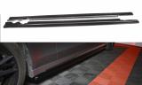 Nástavce prahů MERCEDES- BENZ C-CLASS W205 COUPE AMG-LINE 2015- 2018