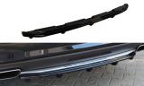 Středový spoiler pod zadní nárazník MERCEDES CLS W218 AMG LINE 2011 - 2014