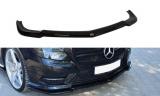 Přední spoiler nárazníku MERCEDES CLS W218 AMG LINE 2011 - 2014