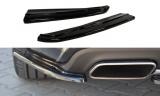 Boční spoilery pod zadní nárazník MERCEDES CLS W218 AMG LINE 2011 - 2014