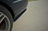 Boční spoilery pod zadní nárazník Mercedes E W212 (Coupe-Cabrio) 2012- 2017 Maxtondesign