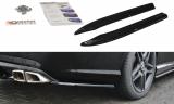 Boční spoilery pod zadní nárazník MERCEDES-BENZ E63 AMG W212 2009-2012