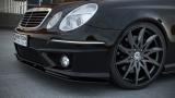 Přední spoiler nárazníku Mercedes E W211 AMG Facelift model: 2006 - 2009
