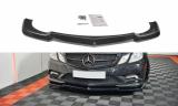 Přední spoiler nárazníku Mercedes-Benz E-Class W207 Coupe AMG-Line 2009-2012
