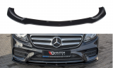 Přední spoiler nárazníku Mercedes-Benz E-Class  AMG-Line W213 2016-