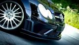 Přední spoiler nárazníku Mercedes CLK-Class W209 AMG BLACK SERIES 2002-2009