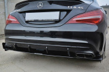 Zadní difuzor Mercedes CLA A45 AMG C117 Facelift 2017-