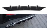 Středový spoiler pod zadní nárazník Mercedes-Benz E43 AMG W213 2016-2018