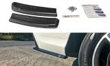 Boční spoilery pod zadní nárazník Mercedes GLE W166 AMG-Line 2015- 2018