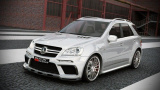 Bodykit Mercedes ML W164 Standard preface Version 2005 - 2008