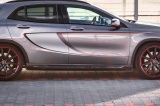 Nástavce prahů MERCEDES-BENZ GLA 45 AMG SUV (X156) PREFACE (2014-2017)
