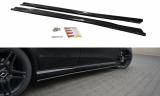 Nástavce prahů MERCEDES-BENZ E63 AMG W212  2009-2012