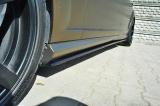 Nástavce prahů Mercedes S W221 AMG (long wheelbase) 2005 - 2013