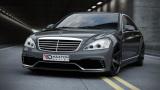 Přední nárazník Mercedes S W221 2005 - 2013