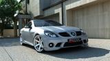 Přední nárazník Mercedes SLK-Class R171 Standard Versions 2004-2011