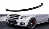 Přední spoiler nárazníku Mercedes GLK W204 standard version 2008-2012