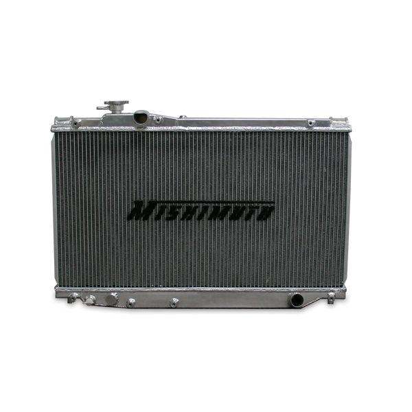 Hliníkový závodní chladič Mishimoto Toyota Supra Mk4 (93-98)