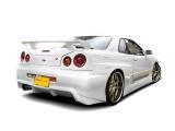 Křídlo Nissan Skyline R34 GTT Version 1998-2002