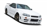 Kryty prahů Nissan Skyline R34 GTR Version 1998-2002