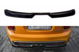 Středový spoiler pod zadní nárazník MINI COOPER S MK3 PREFACE 3-DOOR (F56) (2014-2017)