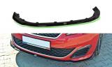 Přední spoiler nárazníku Peugeot 308 II GTI 2015 - 2018