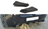 Boční spoilery pod zadní nárazník Renault Clio 3 RS2006-2009