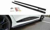 Nástavce prahů RENAULT CLIO MK4 RS 2013- 2019