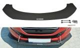 Přední spoiler nárazníku Peugeot RCZ Facelift version 2012-2015