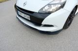 Přední spoiler nárazníku RENAULT CLIO MK3 RS FACELIFT 2009- 2012