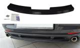 Středový spoiler pod zadní nárazník Renault Laguna mk 3 Coupe  2008- 2015