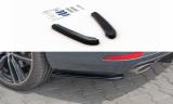 Boční spoilery pod zadní nárazník Seat Leon Mk3 Cupra ST Facelift 2017 -