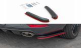 Boční spoilery pod zadní nárazník Seat Leon Mk3 Cupra ST Facelift 2017-