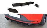 Boční spoilery pod zadní nárazník+Zadní difuzor SEAT LEON III CUPRA 2012-2016