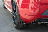 Boční spoilery pod zadní nárazník Seat Leon Mk3 Cupra Facelift 2017-