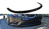 Přední spoiler nárazníku SAAB 9-3 Turbo X version 2007-2011