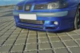 Přední spoiler nárazníku SEAT IBIZA MK2 FACELIFT CUPRA 1999-2002