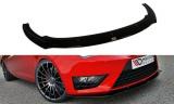 Přední spoiler nárazníku Seat Ibiza IV cupra (6J) FACELIFT 2013 -