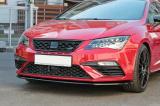 Přední spoiler nárazníku Seat Leon Mk3 Cupra/ FR Facelift 2017-