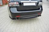 Středový spoiler pod zadní nárazník Saab 9-3 Aero Mk2 Facelift 2007- 2011