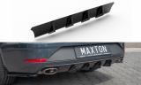 Středový spoiler pod zadní nárazník Seat Leon Mk3 Cupra ST Facelift 2017-