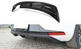 Středový spoiler pod zadní nárazník SEAT LEON III FR 2012-2016