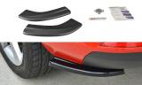 Boční spoilery pod zadní nárazník Škoda Rapid Spaceback 2012-