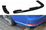 Boční spoilery pod zadní nárazník Škoda Octavia RS Mk2 Sedan / Combi 2005-2007