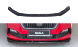 Přední spoiler nárazníku Škoda Scala 2019 -