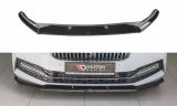Přední spoiler nárazníku Škoda Superb Mk3 Facelift 2019 -