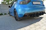 Boční spoilery pod zadní nárazník Subaru Impreza WRX STI version hatchback 2009- 2011 Maxtondesign