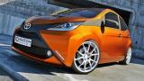 Přední spoiler nárazníku Toyota Aygo standard version 2014 -