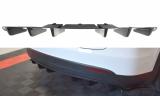 Středový spoiler pod zadní nárazník TESLA MODEL X 2015-