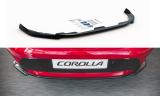 Středový spoiler pod zadní nárazník Toyota Corolla XII Hatchback 2019-
