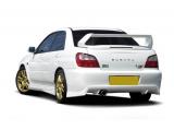 Zadní nárazník Subaru Impreza mk2 WRX version 2001-2002